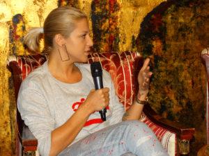 Simona Pope – Chef & Decorator Cofetăria Alice