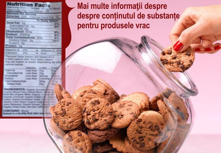 Produsele neambalate trebuie sa afiseze substantele care provoaca alergii intolerante