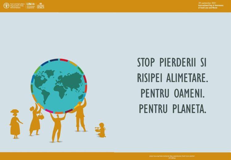 Ziua internațională a conștientizării asupra risipei și deșeurilor alimentare